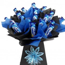 Milk Way Chocolate Bouquet.