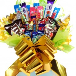 Large Sweet and Chocolate Bouquet.