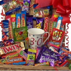 30th Birthday Sweet Hamper.