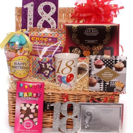 18th Birthday Luxury Gift Hamper