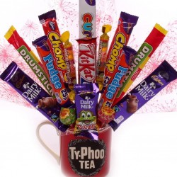 Typhoo - Tea Mug with Chocolate Bouquet.