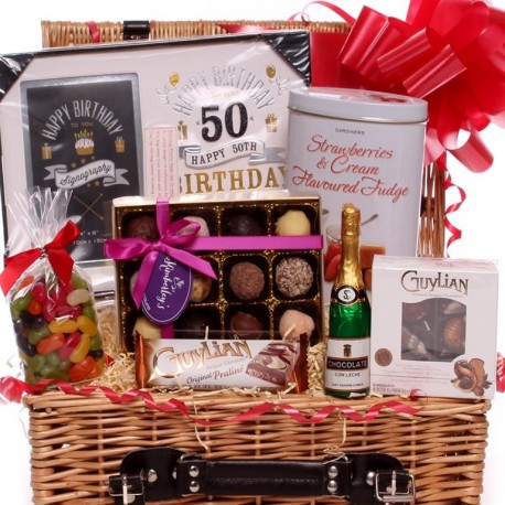 50th Birthday Hamper