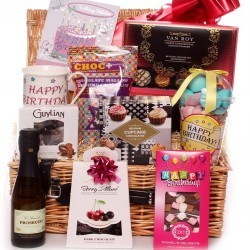 Birthday Hamper Large For Her.