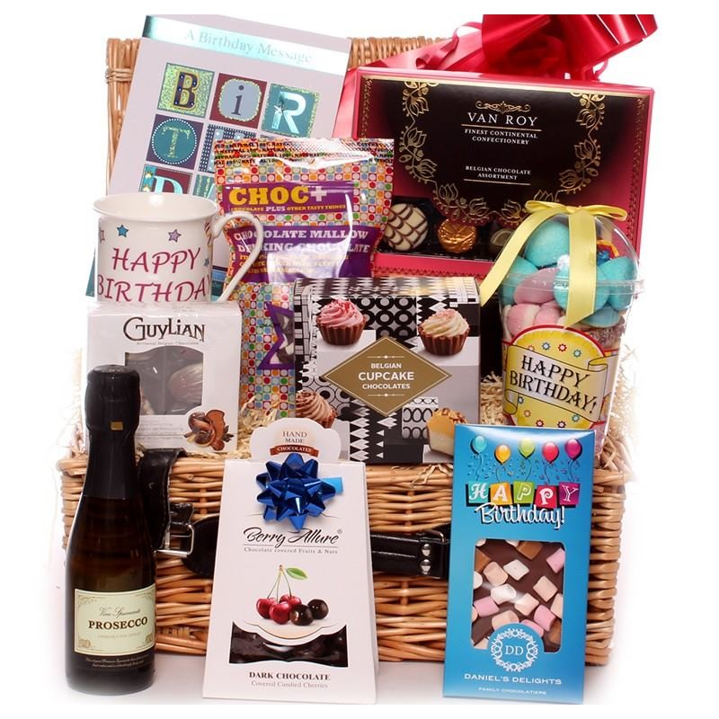 b40df3cbc9822 Large Birthday Hamper For Him.