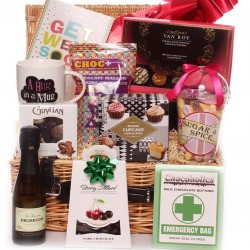 Large Get Well Soon Hamper.