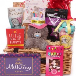 Me to You Birthday Hamper