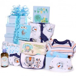 Gift Tower - Ideal Maternity or Baby Shower Gift