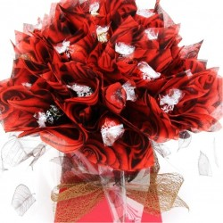 Lindor Truffles Chocolate Bouquet.