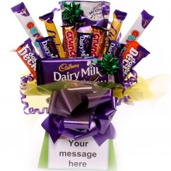 Chocolate Bouquet Treat