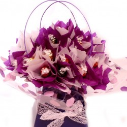 Lindor Chocolate Bouquet Gift.