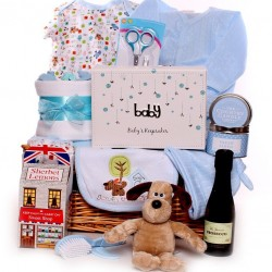 Baby Hamper - Playful Puppy