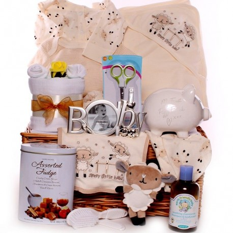 Bar Bar Black Sheep Unisex Baby Hamper.