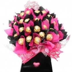 Amazing Ferrero Rocher Gift Bouquet.