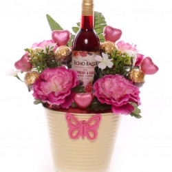 Echo Fall and Ferrero Rocher Gift Pot
