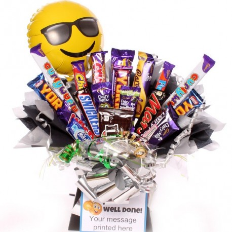 Well Done Large Chocolate Bouquet.