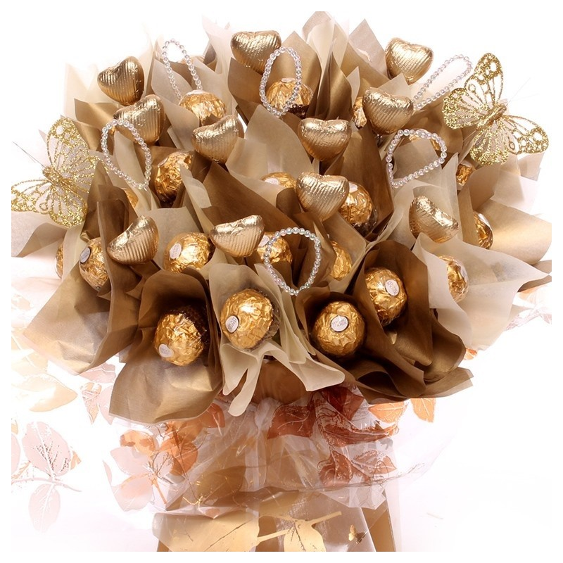 Ferrero Rocher Bouquet Luxury Luxury Chocolate Bouquet Gift