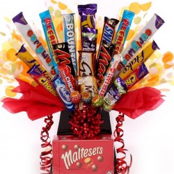 XL Chocolate Bouquet For Sharing.