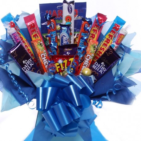 Candy Bouquet For Him.