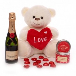 Valentine's Day Gift Package.