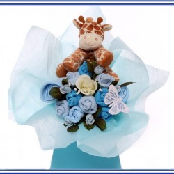 Baby Clothes Bouquets Boy