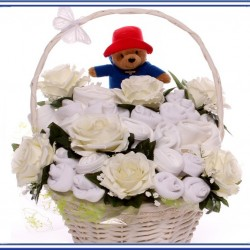 Unisex Baby Clothing Bouquets