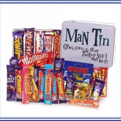 Storage Tins - Filled Sweets