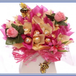 Chocolate & Flowers Bouquets