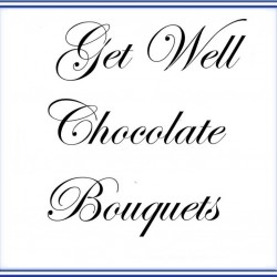 Get Well Choocolate Bouquets
